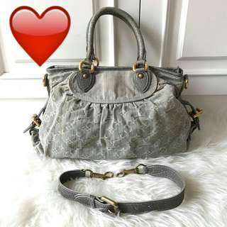 Jual Tas Louis Vuitton Neo Original Preloved Bekas Authentic Branded Bag