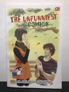 The Unfunniest Comedy - Wiwien Wintarto
