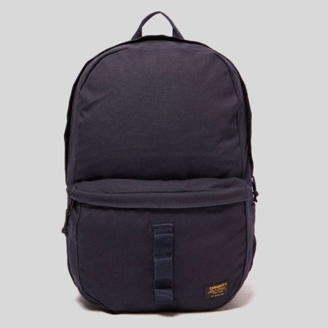 45 OFF RETAIL  Carhartt WIP Camp Backpack Navy