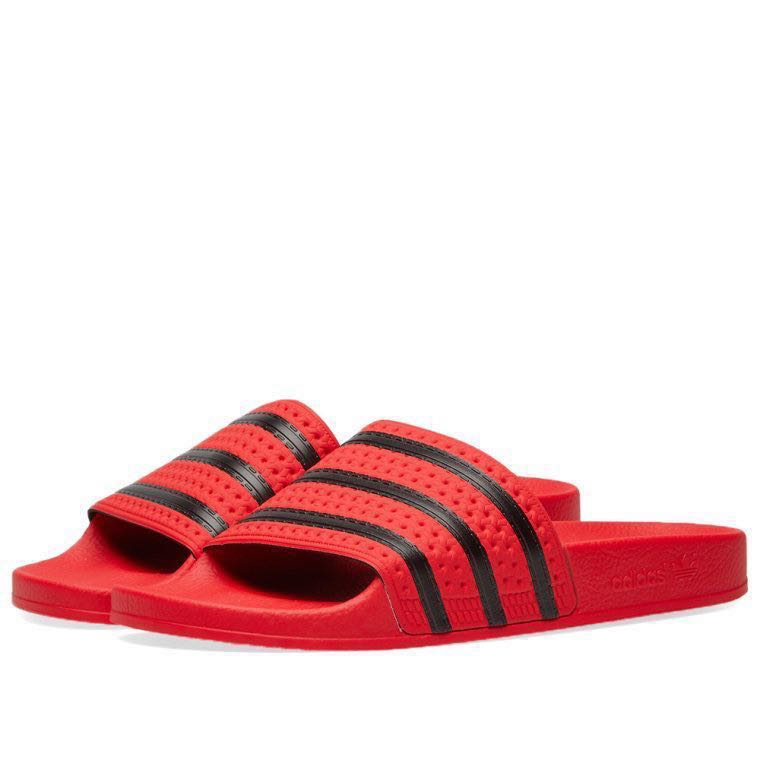 best website 7b9cf b3637 Adidas Adilette SlidesSliders, Mens Fashion, Footwear, Slippers  Sandals  on Carousell