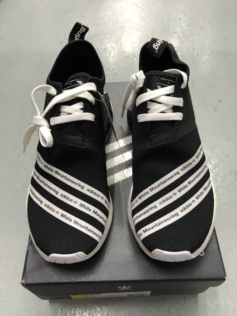 outlet store 5c3a3 70624 Adidas WM NMD R2 PK CG3648 Black