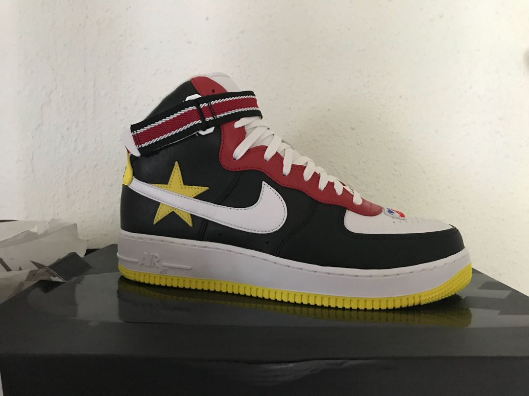 online retailer dea69 edcaf Air Force 1 - Nike Lab x RT, Men s Fashion, Footwear, Sneakers on Carousell