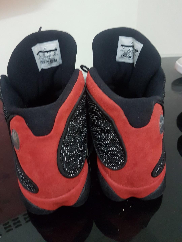 best sneakers 1a3bb ce280 cheap jordan 13 pink and black footlocker 14ae7 5c4d5  free shipping air  jordan 13 us 11 mens fashion footwear sneakers on carousell cd105 67eda