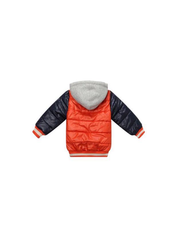 Boy padded jacket
