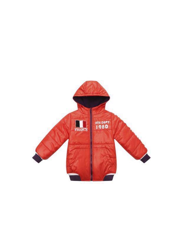 Boy's padded Jacket