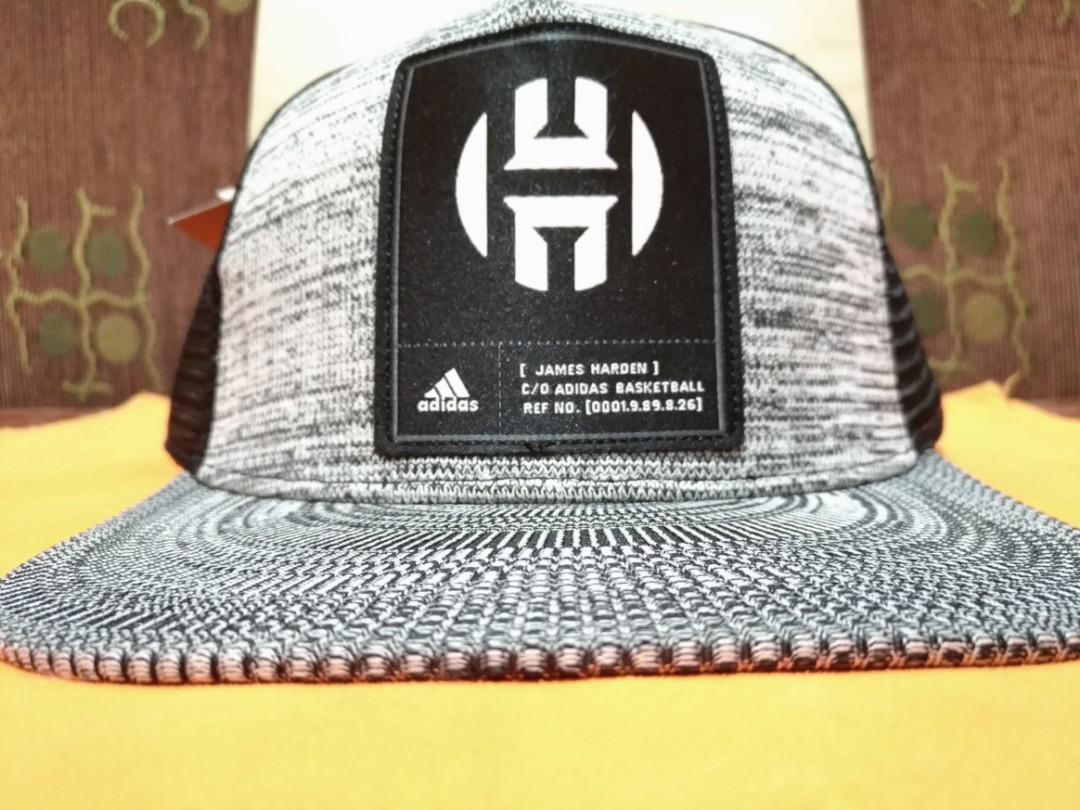 Brand new Adidas James Harden trucker cap not new era nike oakley ... 8bb84de83a78