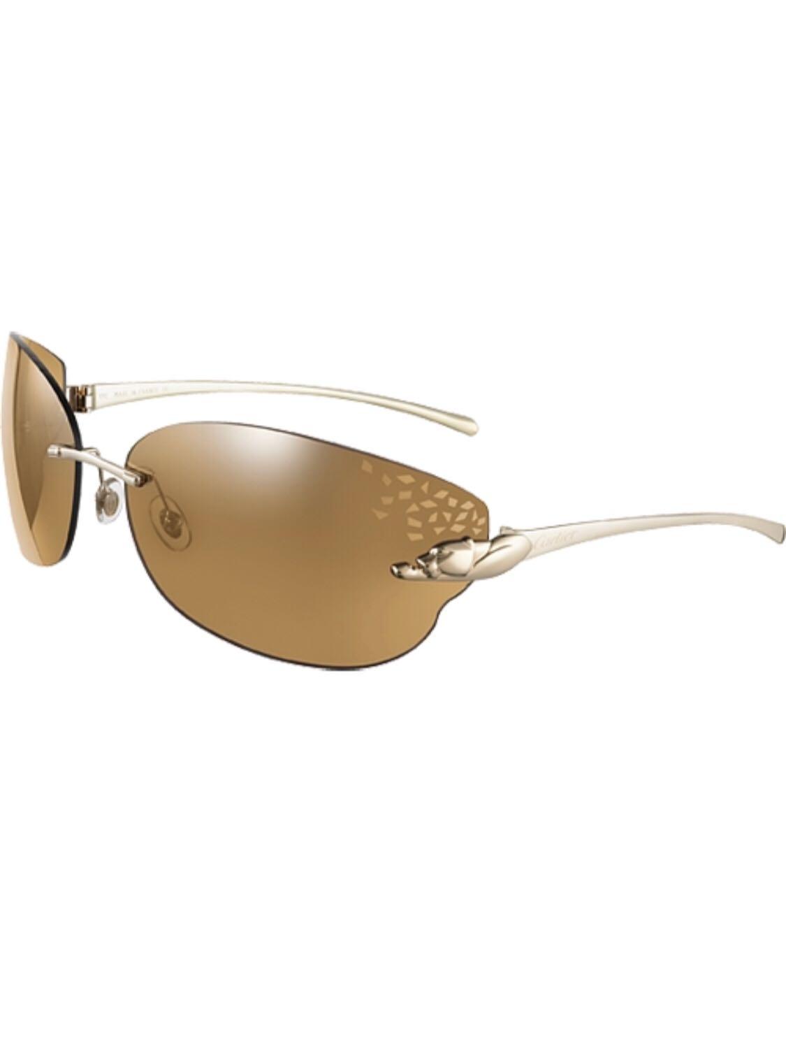 4b91787606c Cartier Panthere Sunglasses