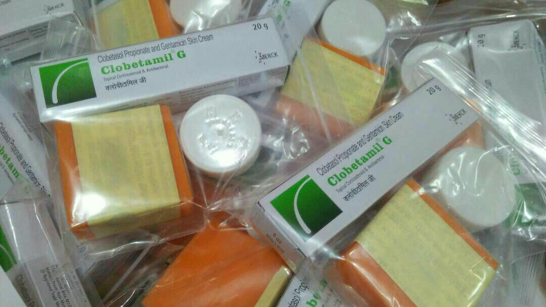Clobetamil g