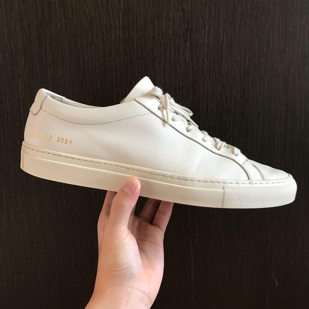 wholesale dealer b449b 9fb3e Carousell의 Common Projects Achilles Low, Men s Fashion, Footwear ...