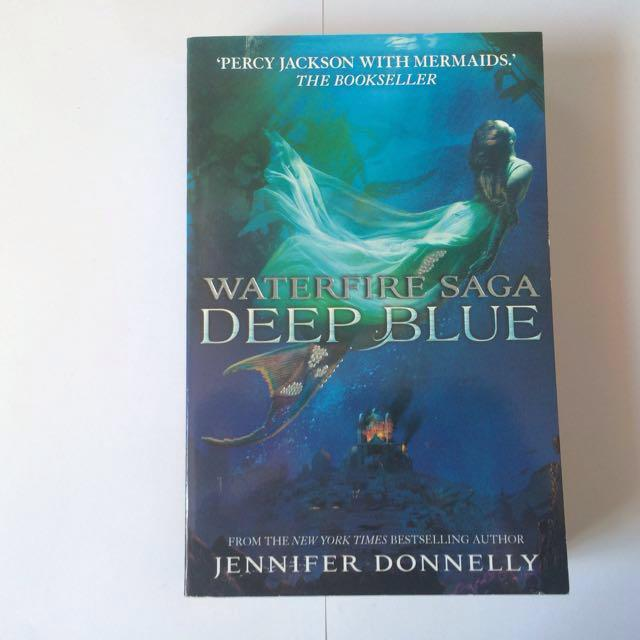 Deep Blue- Waterfire Saga