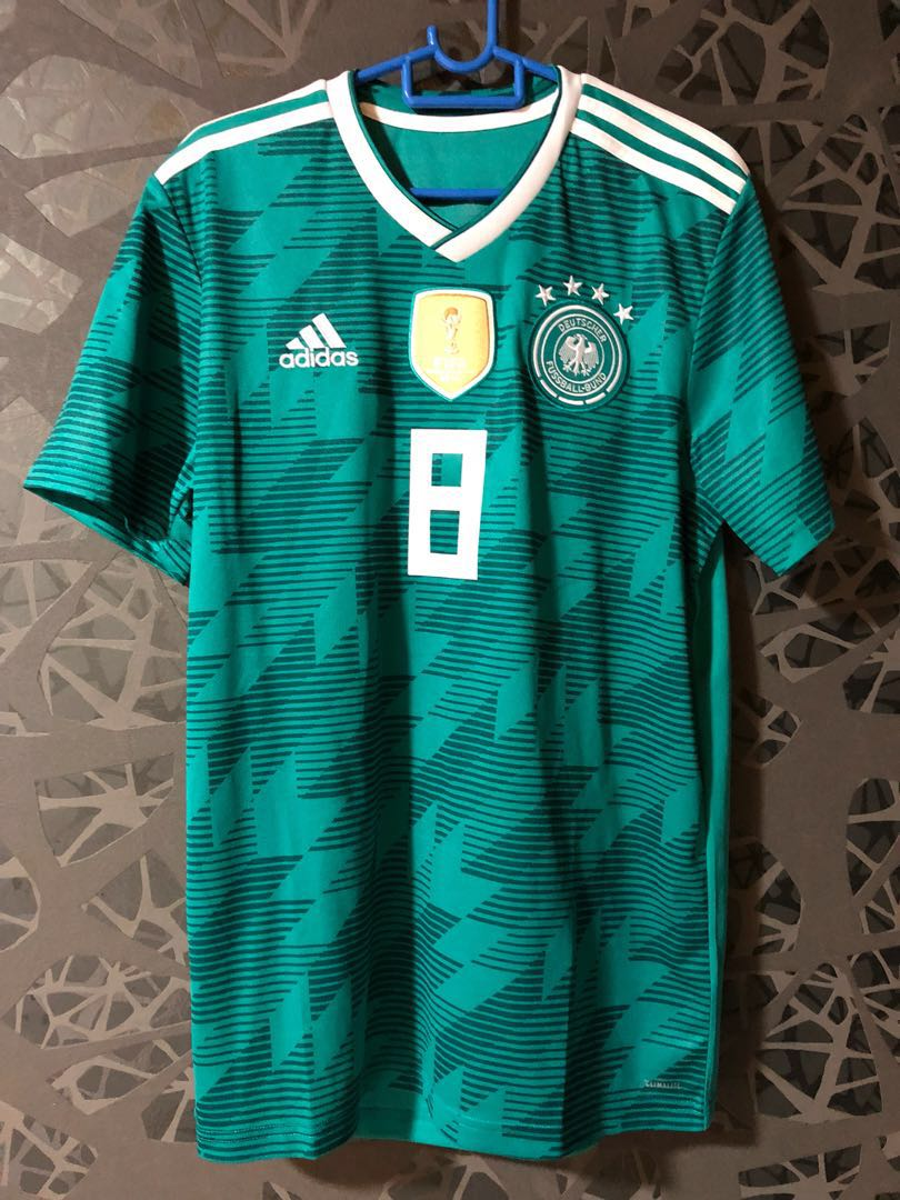 1c3916ddfa3 Germany 2018 Away World Cup Jersey