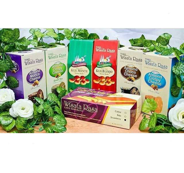 Jastip Wisata Rasa Surabaya Food Drinks Packaged Snacks