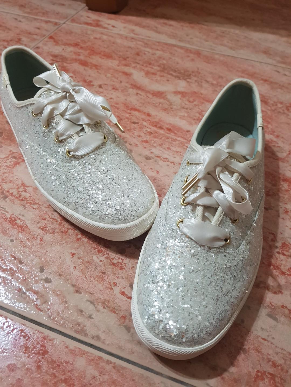 keds x kate spade wedding shoes