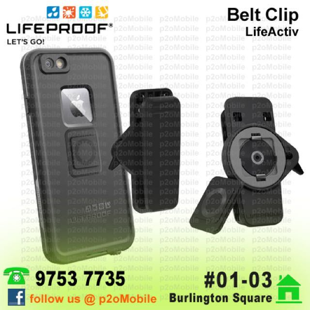 new york b4726 5a6cb LifeProof LifeActiv Belt Clip with Quickmount