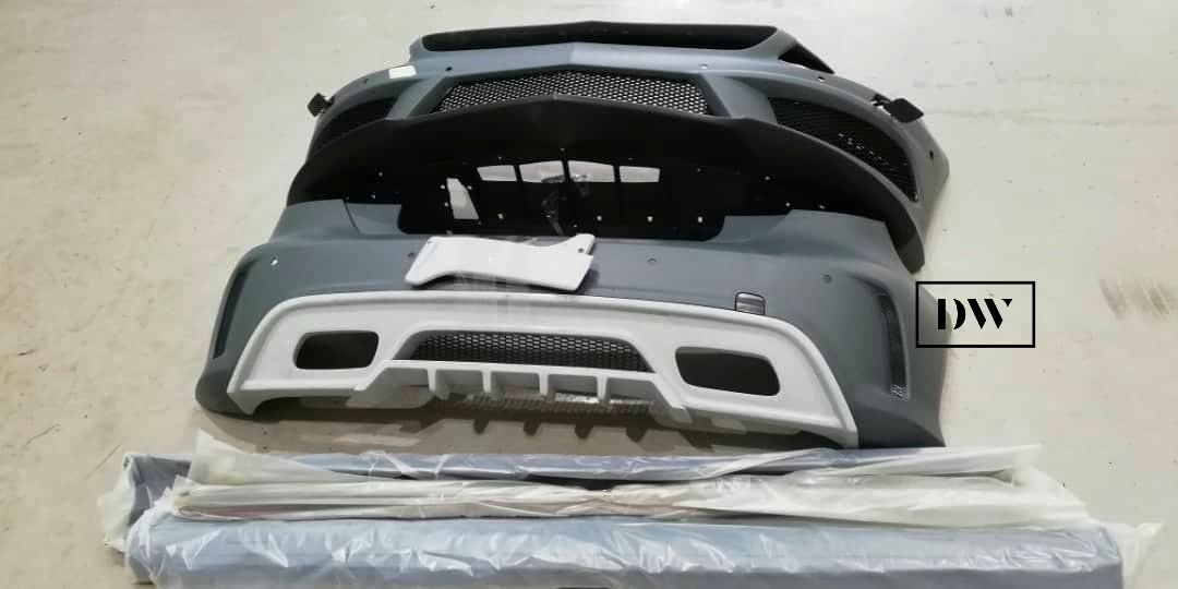 Mercedes Benz W176 A Class A180 / A200 AMG A45 Bodykit PP