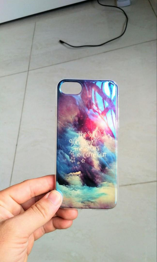 New iphone 7/iphone 8 case ,now offer $5