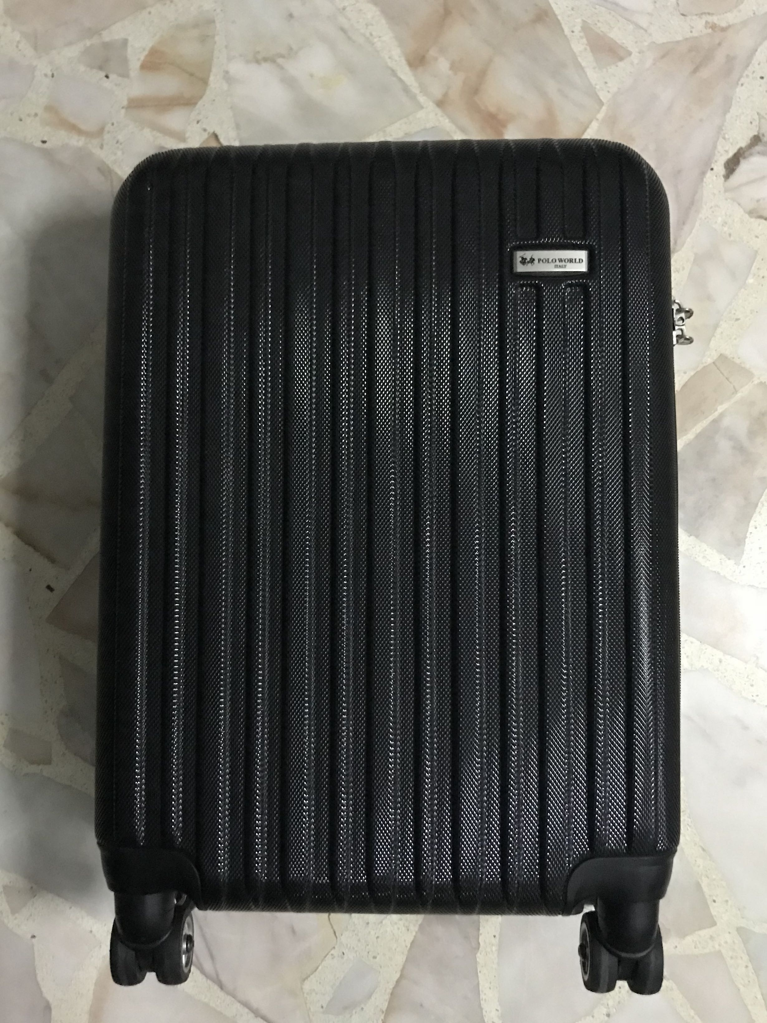 ede7a270652 Polo World Luggage Bag, Luxury, Bags & Wallets, Others on Carousell