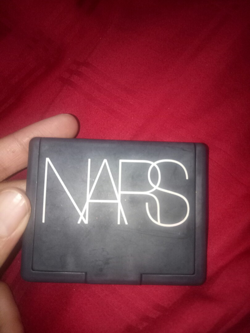 Preloved Nars Blusher Original Produk Badan Dan Kecantikan Makeup Blush On Photo