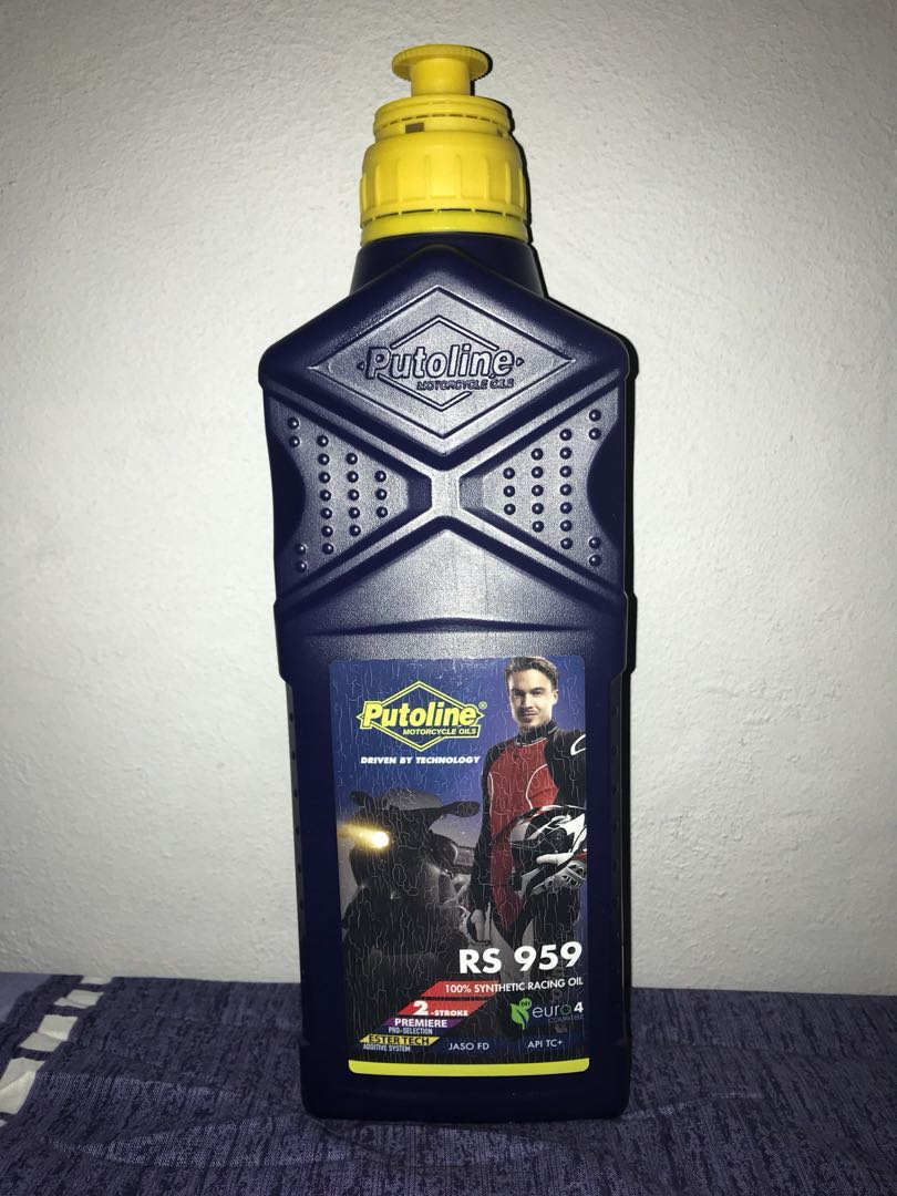 Putoline rs959 premium 2 stroke 2t oil