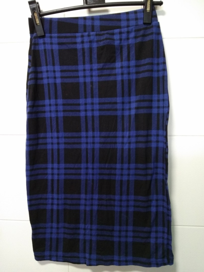 1a3a21fb0 Retro Checkered Skirt, Women's Fashion, Clothes, Dresses & Skirts on ...