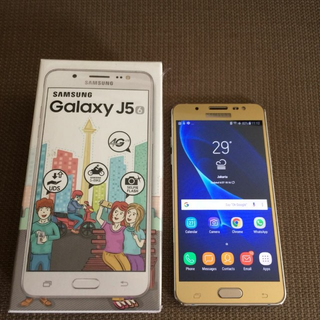 Samsung Galaxy J5 2016 Elektronik Telepon Seluler Di Carousell