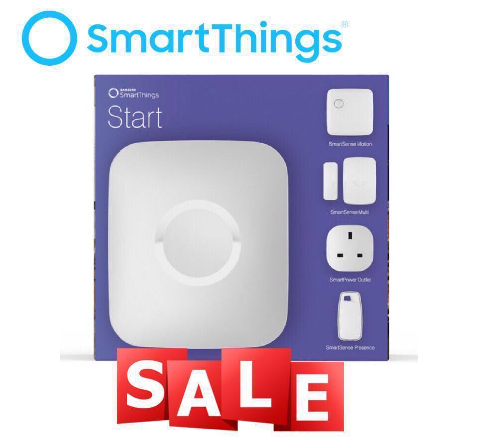 Samsung Smartthings Uk Kit Electronics Others On Carousell Electronic Circuit Kits For Adults Home Photo