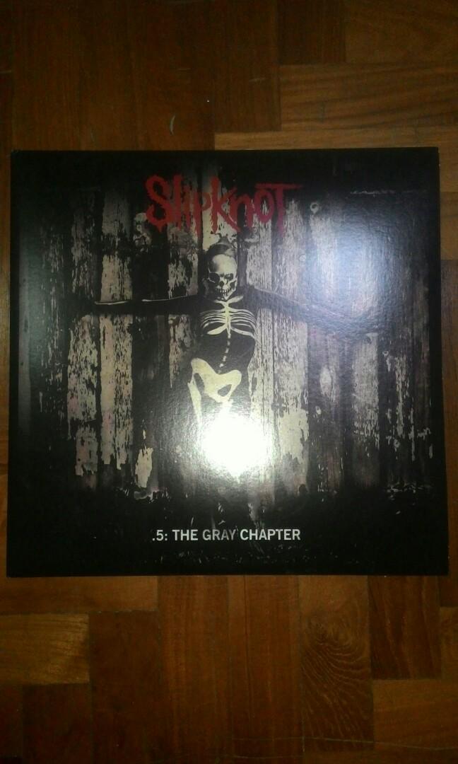 Slipknot  5: The Grey Chapter 12
