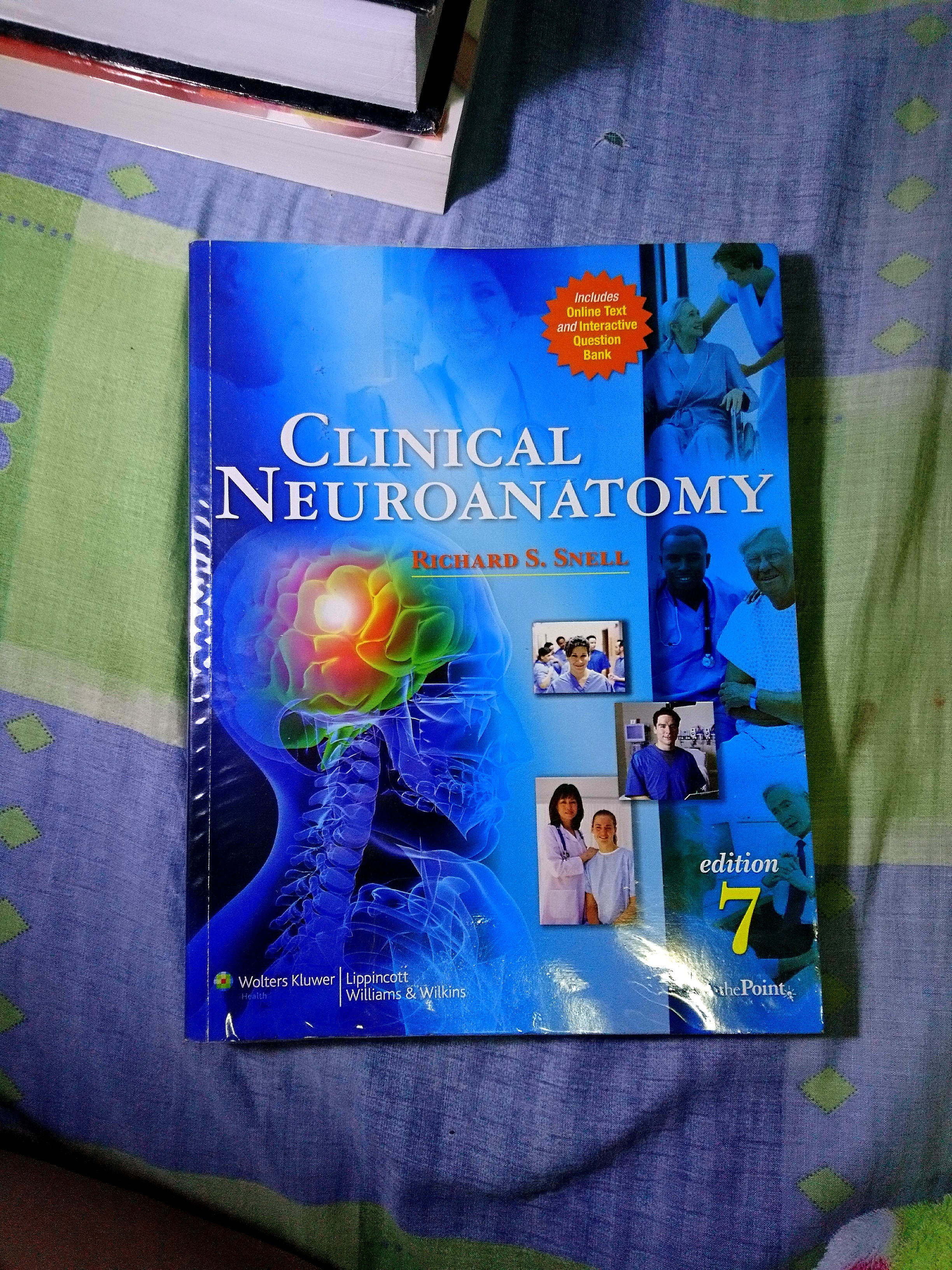 Snells Clinical Neuroanatomy Textbooks On Carousell