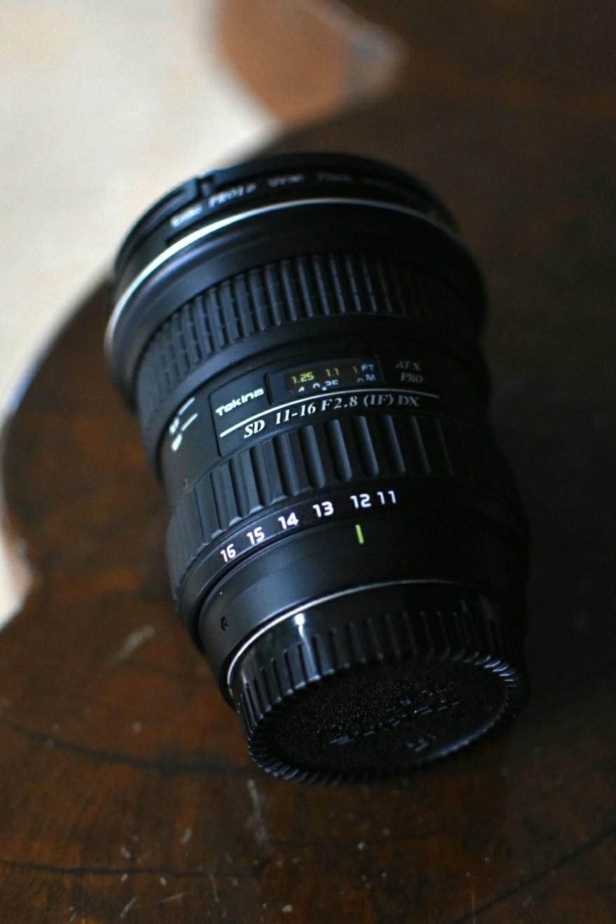 Tokina 11-16mm f2.8 DX (Nikon - Wide Lens)