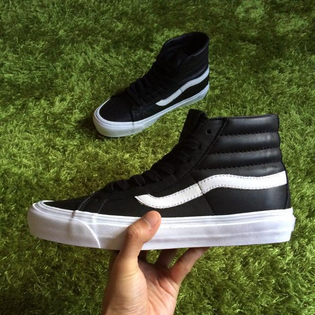 leather vans size 5 Online shopping has