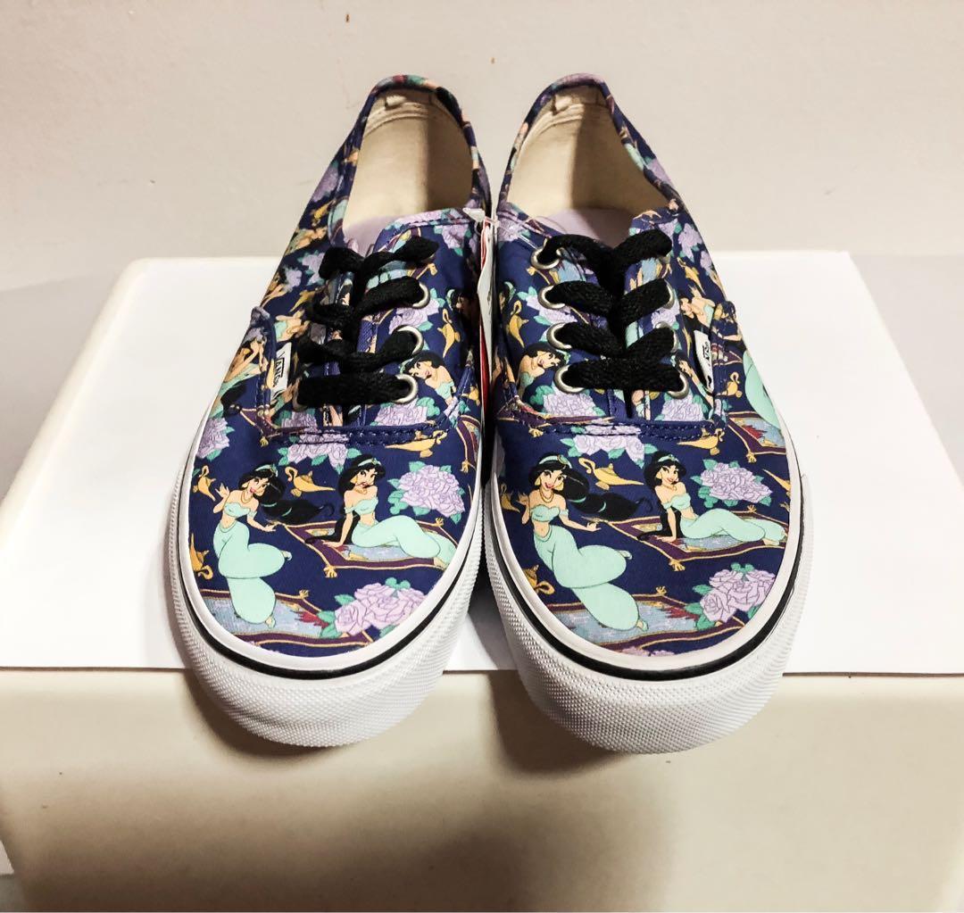 76bbf142ee Vans X Disney Princess Jasmine