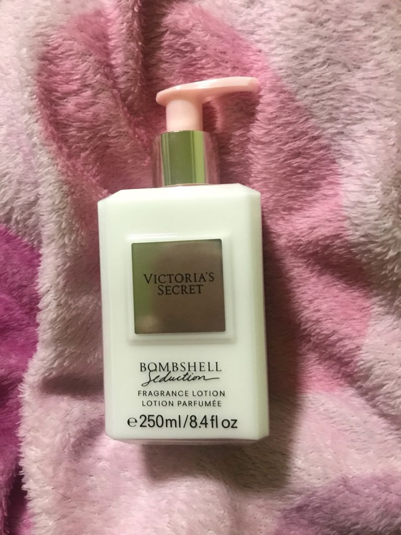 dd38a47dc7 Victoria s secret bombshell seduction lotion