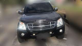 isuzu D.Max 2008yrs 2.5cc manual