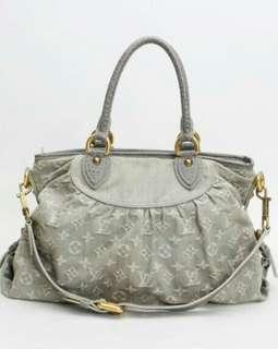 Jual Tas Louis Vuitton Neo Original Second Preloved Bekas Authentic Branded LV Bag