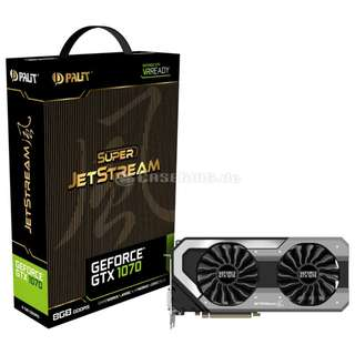 Palit GeForce GTX 1070 Super Jetstream 8GB GDDR5