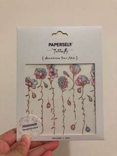 🚚 PAPERSELF TATTOO ME