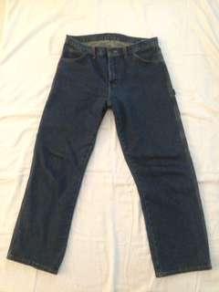 Dickies Relaxed Fit Carpenter Denim Pants