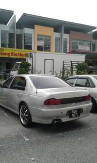 Dijual proton perdana V6 executive