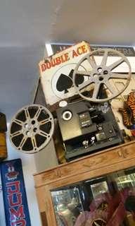 Vintage projektor