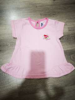 Miffy Pink Top