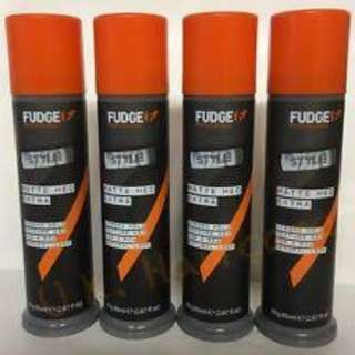 LIMITED STOCK: Fudge Matte Hed Extra Hair Wax Mud Gatsby Men Dry Styling