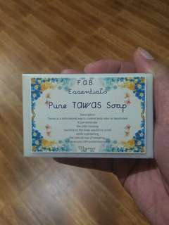 Pure Tawas Soap