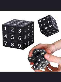 Sudoku Rubiks Cube