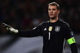 Neuer Germany goalkeeper
