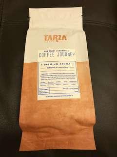 TARZA意式特濃咖啡豆 ( 200克 ) , 如圖$55/包。  茘枝角交收,其他地點時間互就。