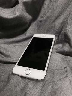 Iphone5s space grey 64gb