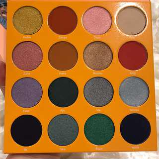 JUVIA'S PLACE THE MAGIC PALETTE 58g