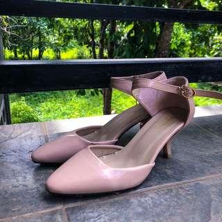 FINALE Heels (Pastel Pink)
