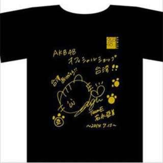 全新日本直送AKB48 AKB cafe&shop tee NMB