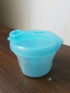 Avent milk container